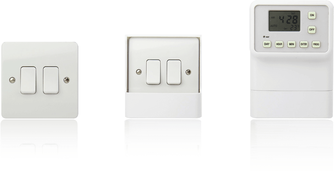 Introducing the security light switch timer your home during the evenings whether you are out with friends away on holiday working late or just want to come home to a welcoming light mozeypictures Gallery