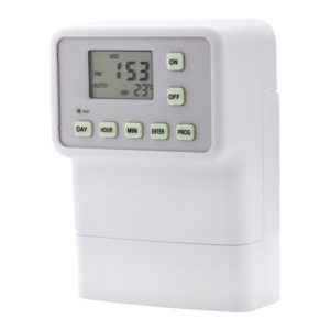 A timer for your existing light switch