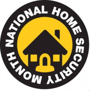 National-home-security-month-logo